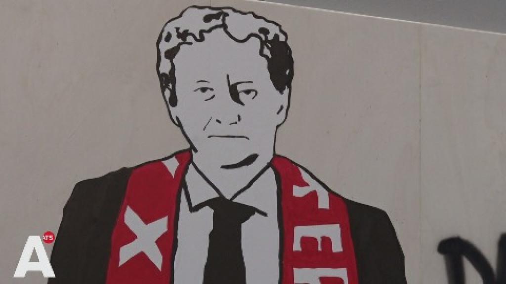 Kunstwerk Damsko Strijder in Amsterdam Museum: 'Iedereen is van harte welkom'