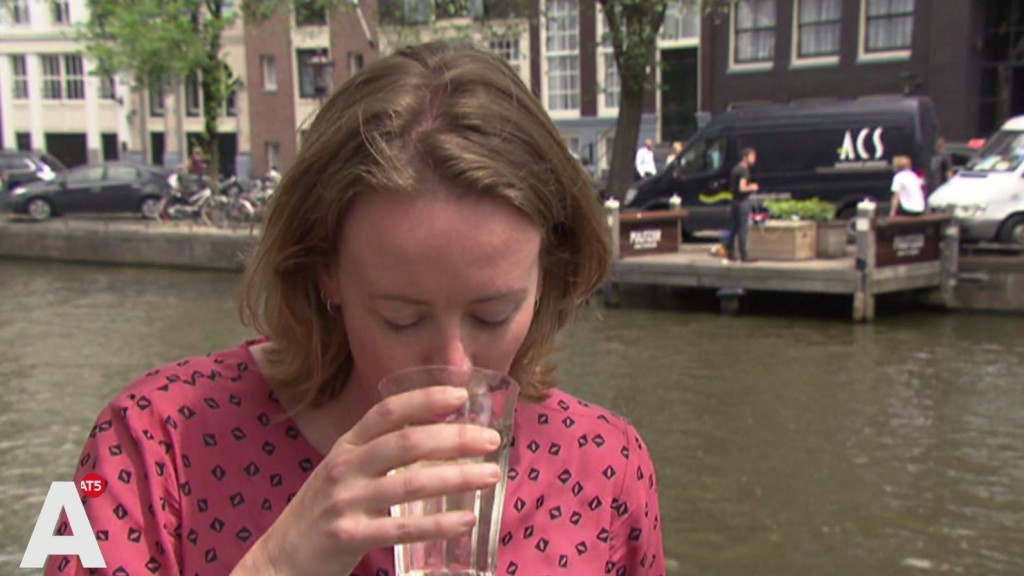 Kwaliteit van water in grachten en plassen onderzocht: 'Mensen vinden het naar kraanwater smaken'