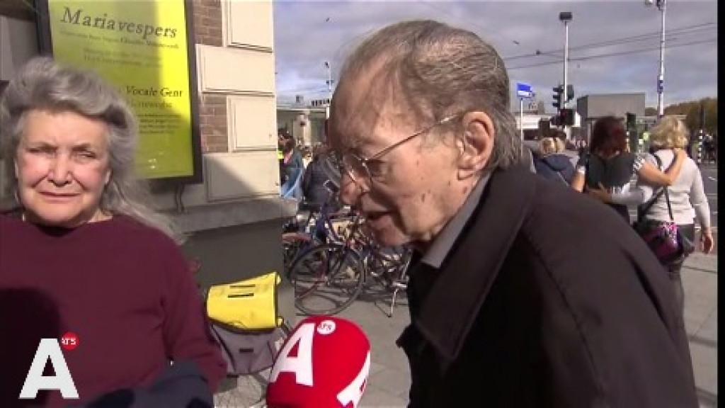 Remco Campert: 'Ik was een enorme liefhebber van Van der Laan'