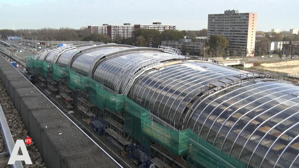 Station Noord bijna af: 'We gaan een nieuwe fase in'