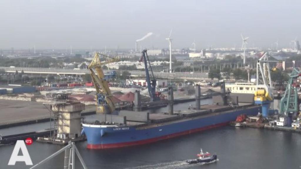 Wethouder Ivens: bedrijven in haven moeten wijken voor woningen Haven-Stad