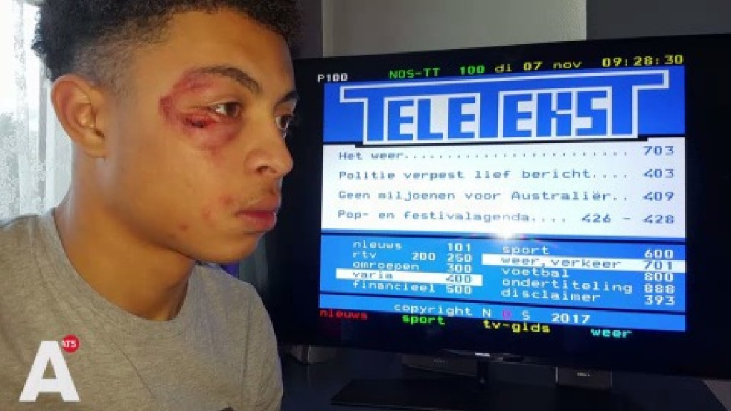 Ammar viel door capuchon op bij speciale anti-inbraakagenten