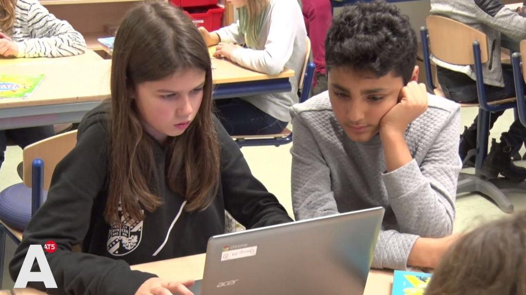 Basisschoolkinderen moeten programmeren: 'Je leert creatief nadenken'