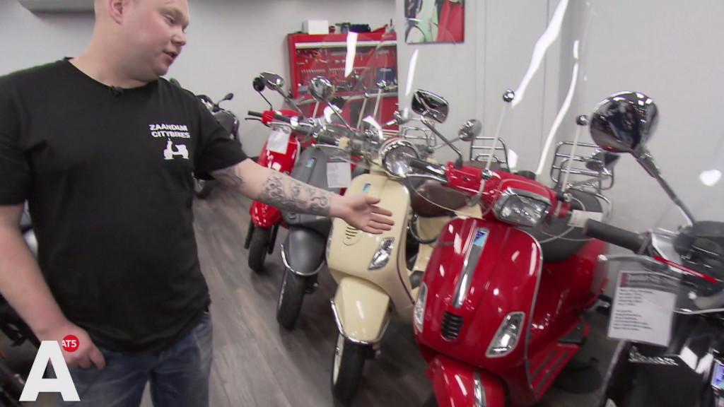 Oude scooters ook buiten de stad amper meer kwijt te raken
