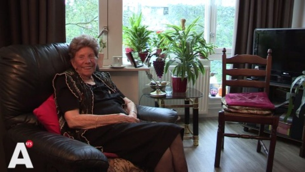 Mevrouw Konings (97) wil graag wat vaker naar buiten