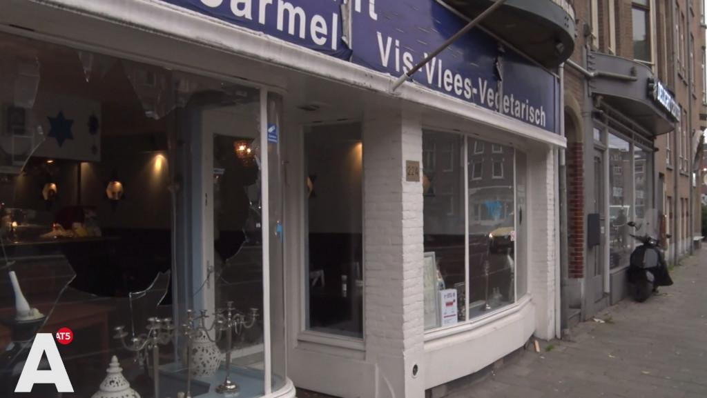 Advocaat vandaal koosjer restaurant: 'Hij wilde aandacht vragen voor situatie Palestina'