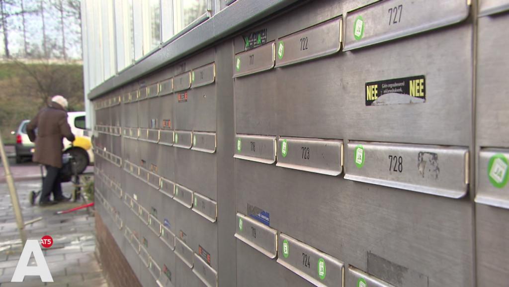 Folderbranche maakt zich zorgen over toekomst door stickermaatregel
