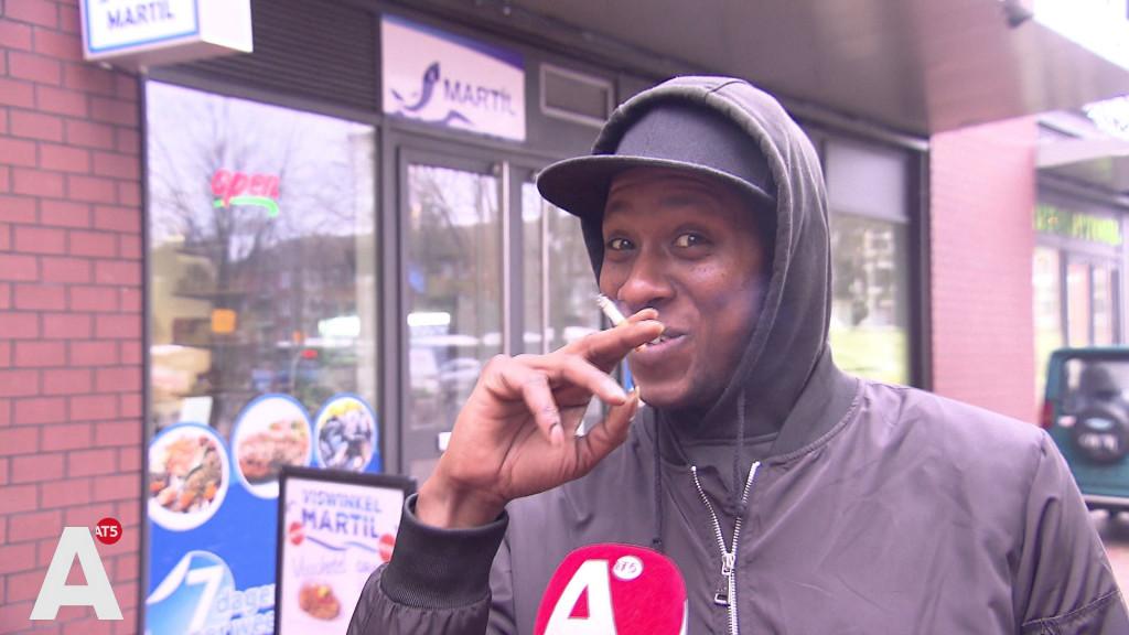 Rokers niet meer in welkom in Beverwijkstraat in Noord