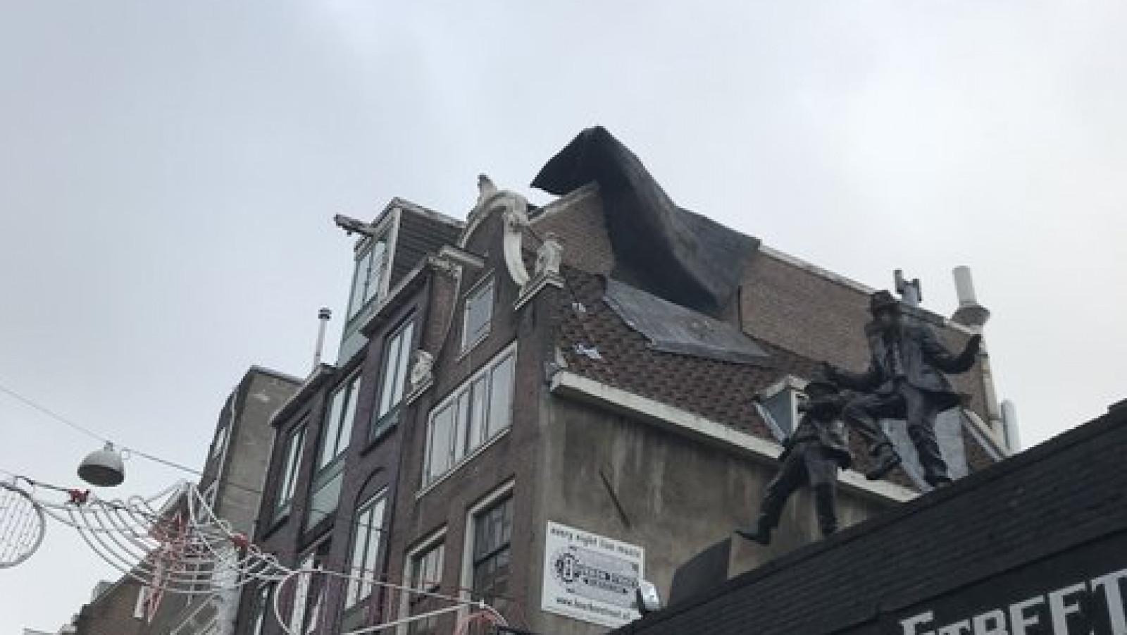 Code Rood Ingetrokken Tramverkeer Komt Weer Op Gang At5