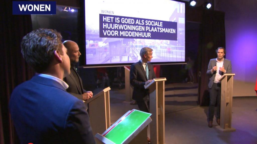Ivens: Niet waarschijnlijk dat SP weer met D66 in coalitie stapt
