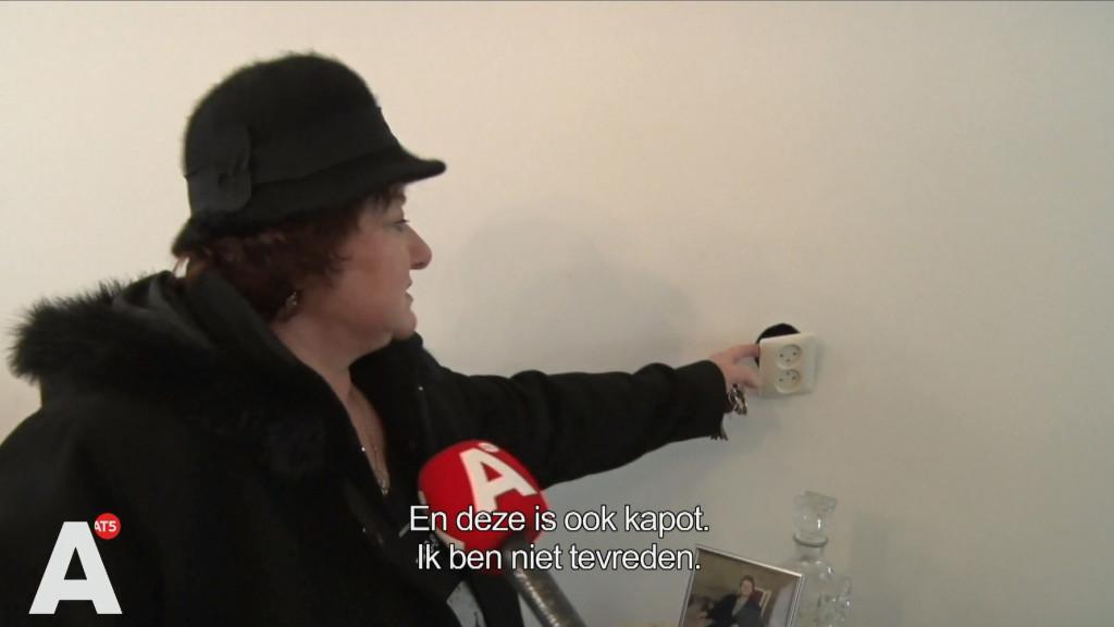 Woede over renovatie Wegener Sleeswijkbuurt: 'Er komen nu muizen uit de muur'
