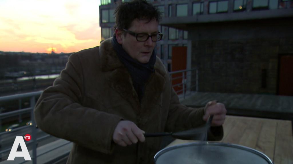 Talentvolle drummer rekent in documentaire af met heroïneverleden