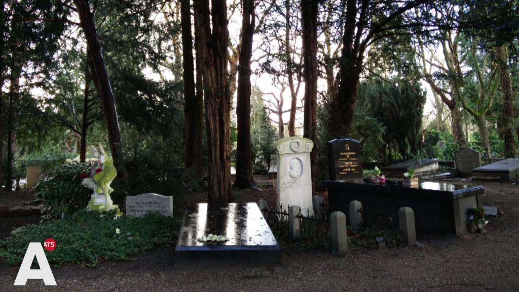 Harry Mulisch begraven in onterecht geruimd graf: 'De stenen zijn weg, alles is weg'