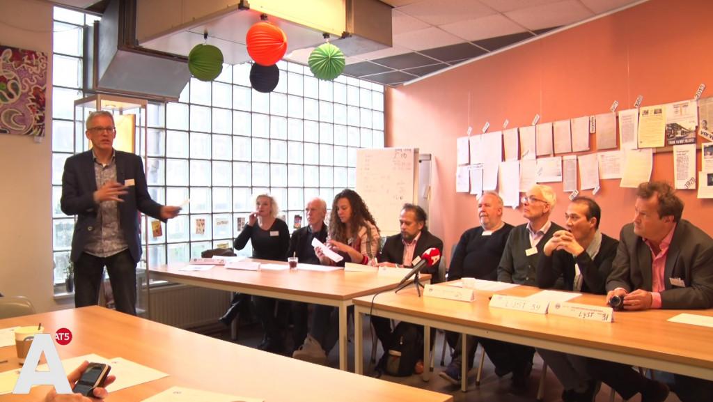 Even voorstellen: deze potentiële leden stadsdeelcommissie willen straks meebeslissen