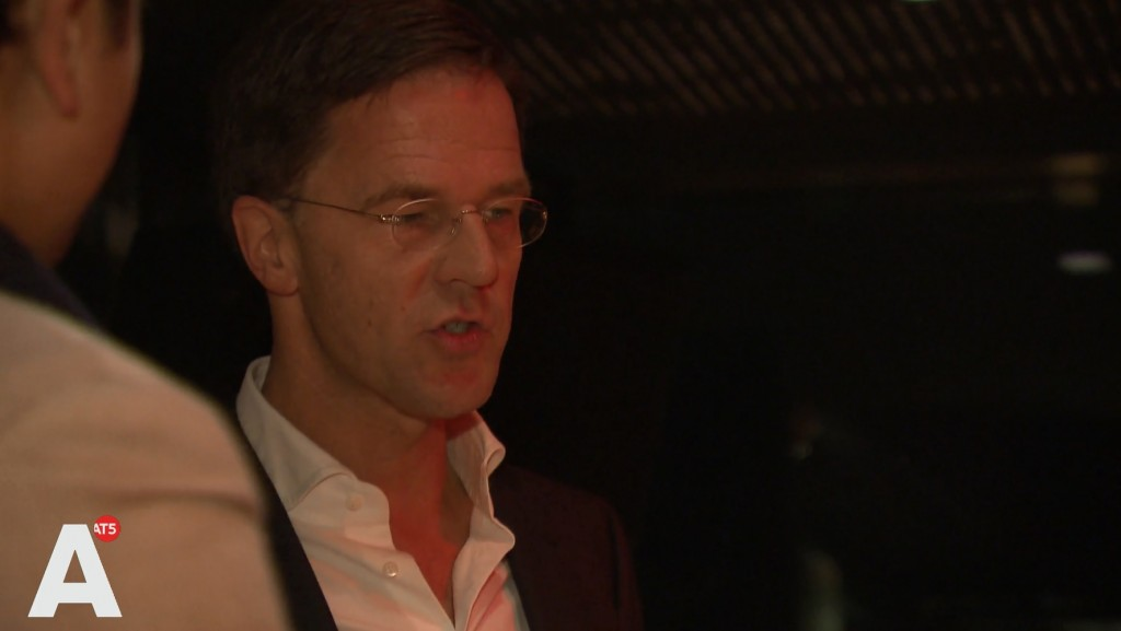 Rutte is bang dat coalitie te links wordt: 'Ook aandacht voor veiligheid nodig'