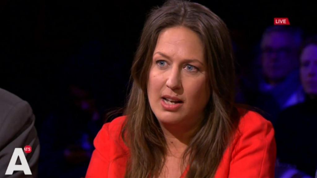 Marjolein Moorman tegen Reinier van Dantzig: 'In rechts geouwehoer kun je niet wonen'