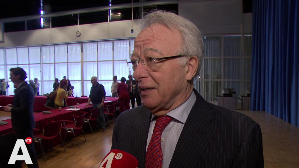 Van Aartsen over verkiezingsuitslag: 'Het wordt ongetwijfeld anders, spannender'