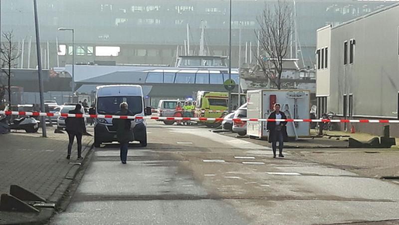 Politieinzet Tt. Melissaweg na dodelijke schietpartij