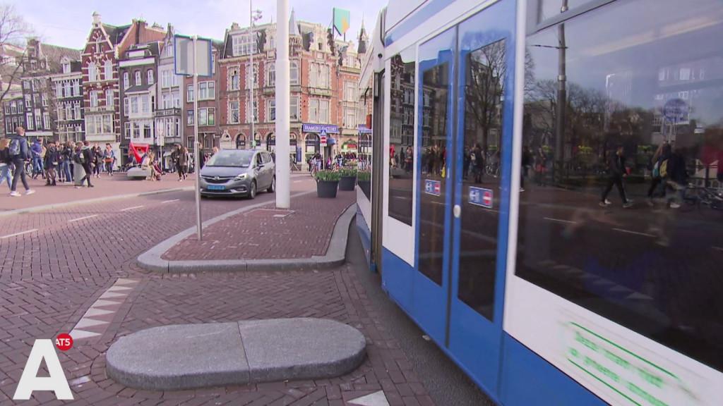 Amsterdam wint designprijs voor 'ambachtelijk' stratenpatroon