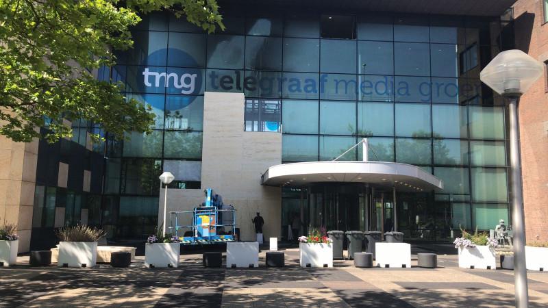 TMG hoofdkantoor