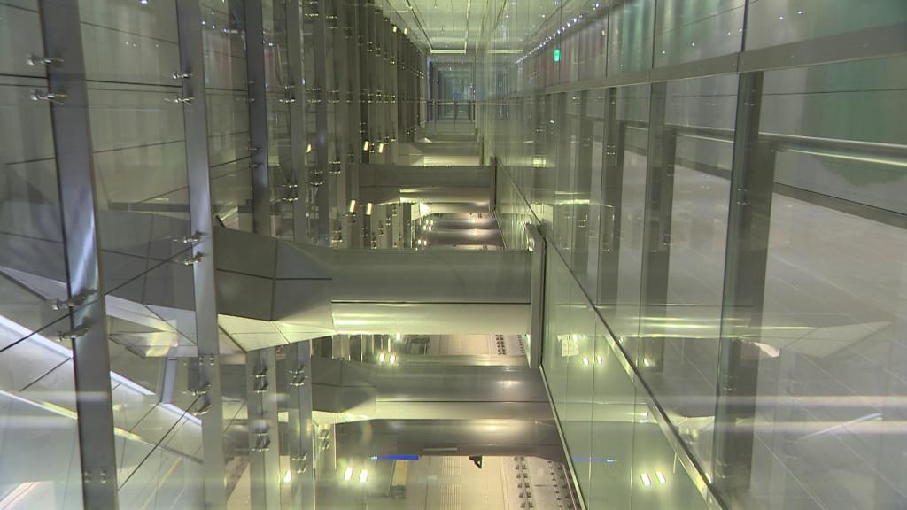 Station De Pijp: het diepste station van de Noord/Zuidlijn