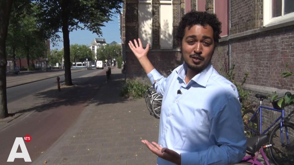 Tussen het Tropen- en het Scheepvaartmuseum in: is dit dé plek voor een Slavernijmuseum?