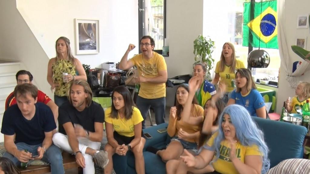 Gepassioneerde Brazilianen en een pestende Belg in Oost