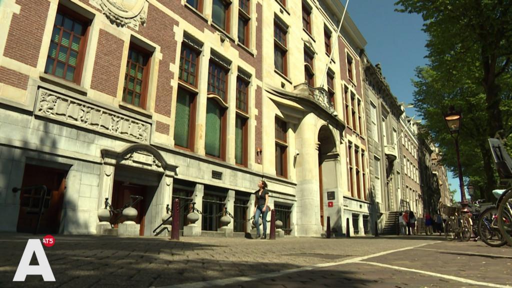 Het Slavernijmuseum aan de Amsterdamse grachten?