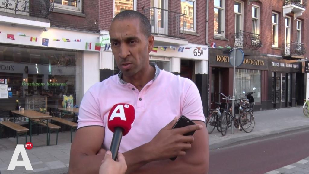 Advocaat Roethof getuige van schietpartij Ceintuurbaan: 'Ik hoorde zeven knallen'