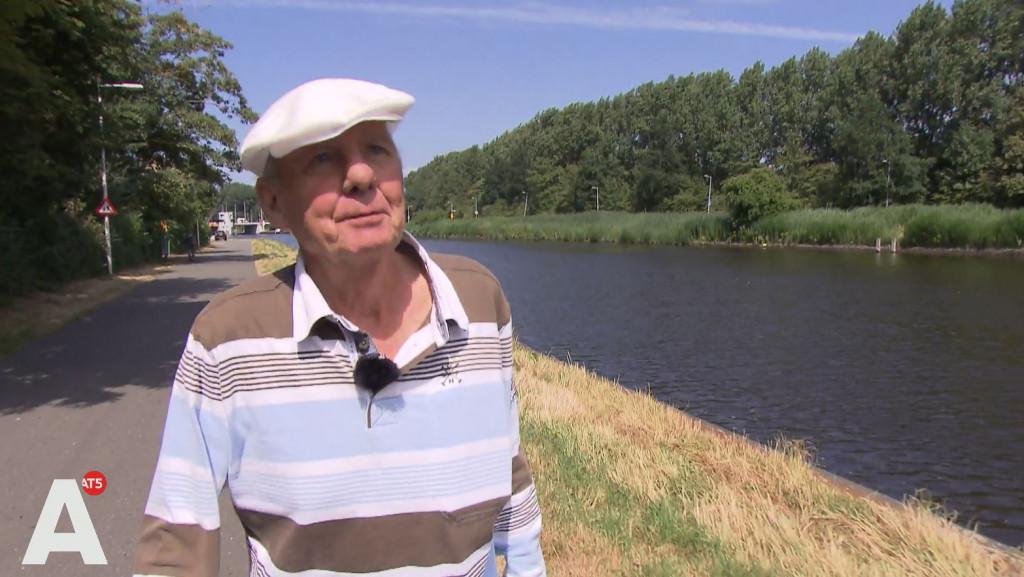 73-jarige Bram wandelt 14 marathons per maand: 'Door tot ik erbij neerval'