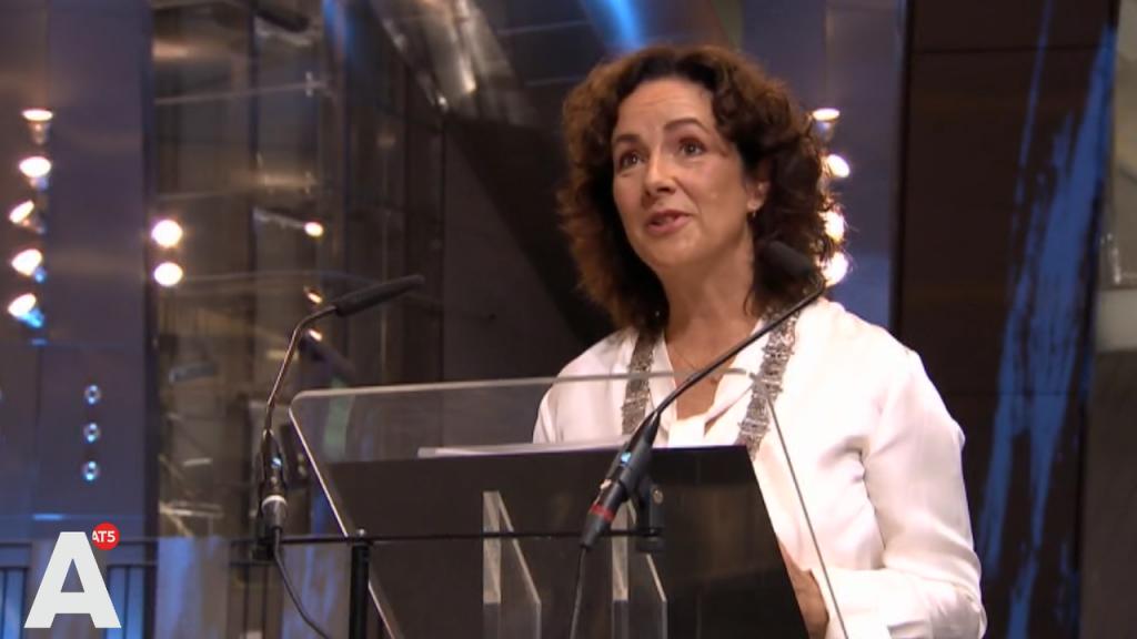 Noord/Zuidlijn officieel geopend: 'Amsterdam zet grote stap de toekomst in'