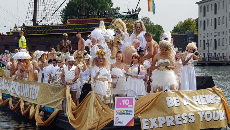 canal parade