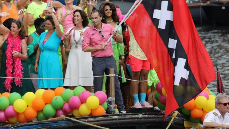 Canal Parade, boot gemeente