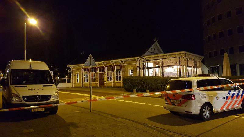 Restaurant Boulevard overval
