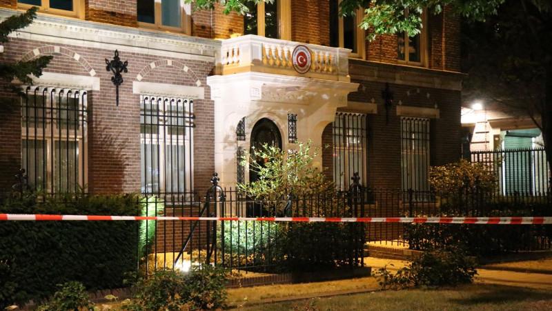 turks consulaat museumplein