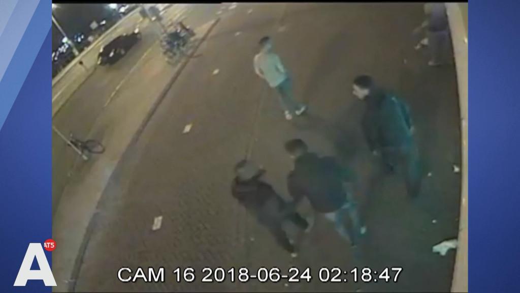 Deze drie mannen worden verdacht van zware mishandeling dragqueen Monique