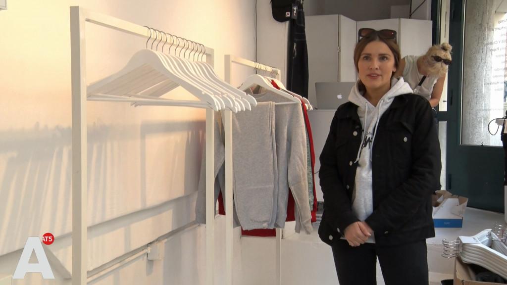 Tienduizend euro aan kleding gestolen bij pop-up store bij Waterlooplein