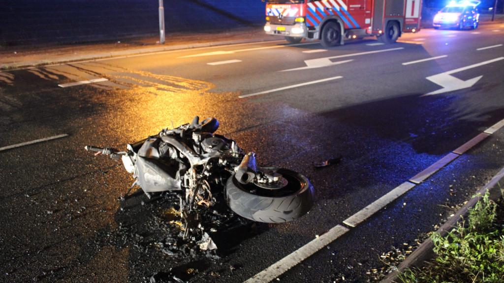 Motorrijder (37) overleden bij ongeluk in Noord