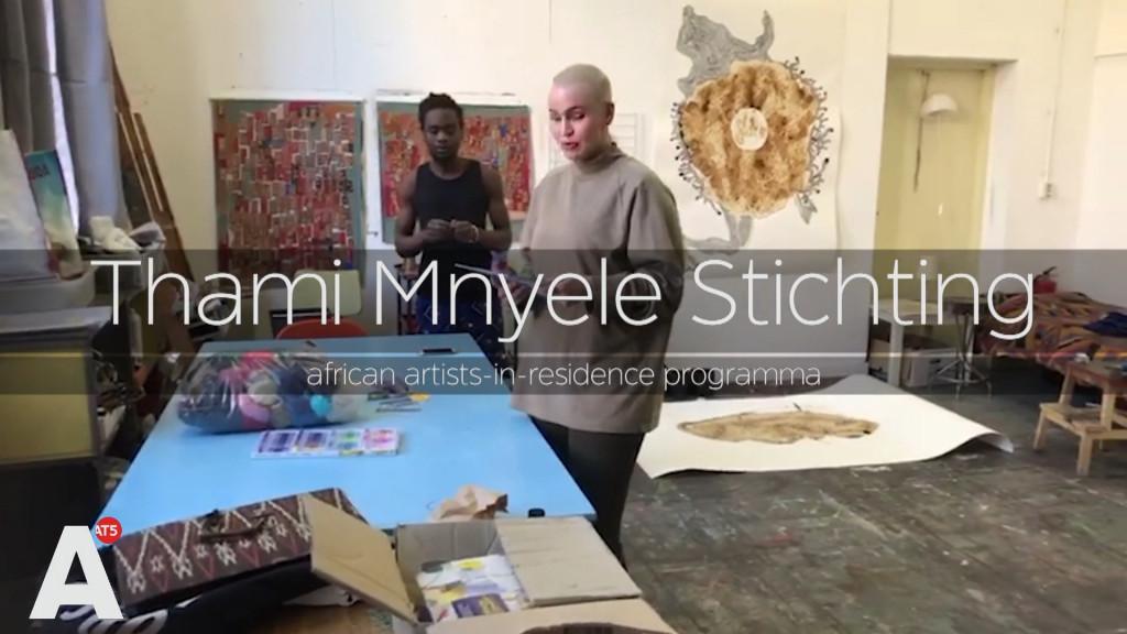 Stichting Thami Mnyele