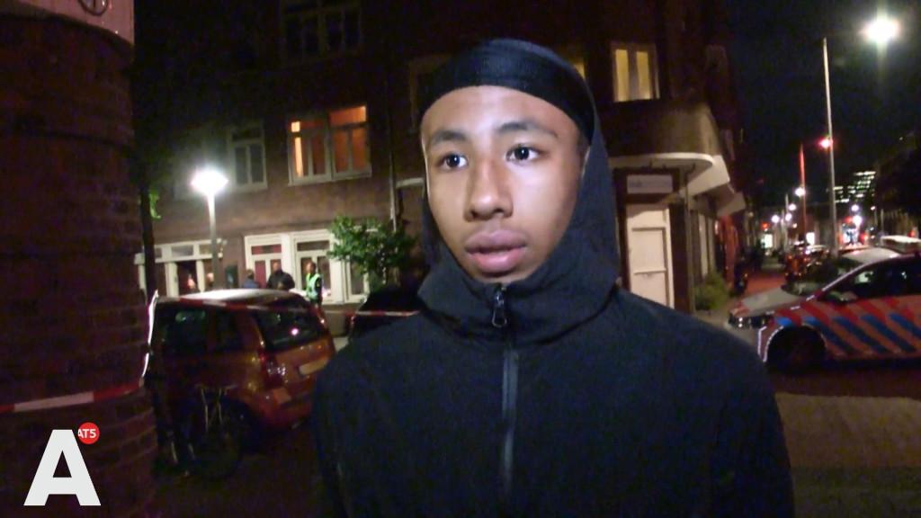 Omstander sprak slachtoffer schietpartij: 'Ik zag heel veel bloed'