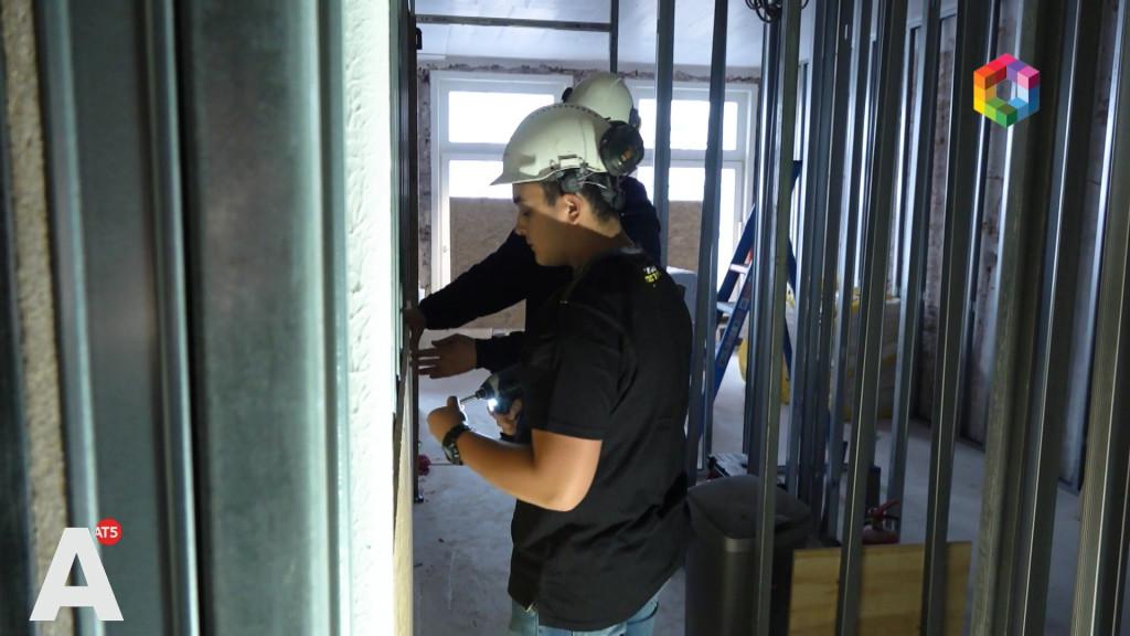 Innovatie op de bouwplaats