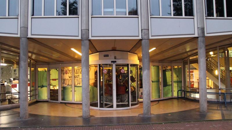 Bezetting UvA P.C. Hoofthuis