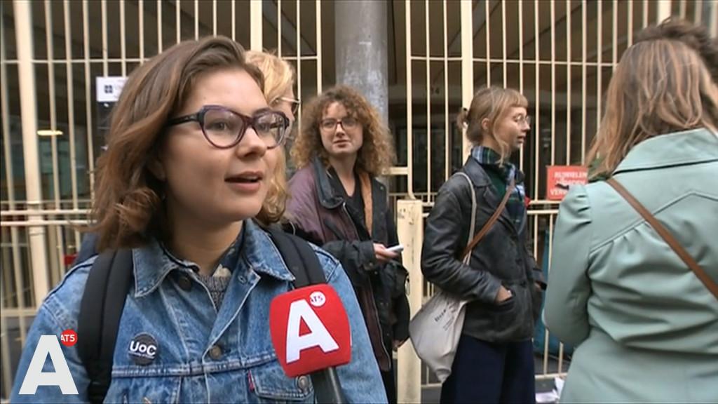 Student: 'P.C. Hoofthuis omgedoopt tot Postcolonial House'
