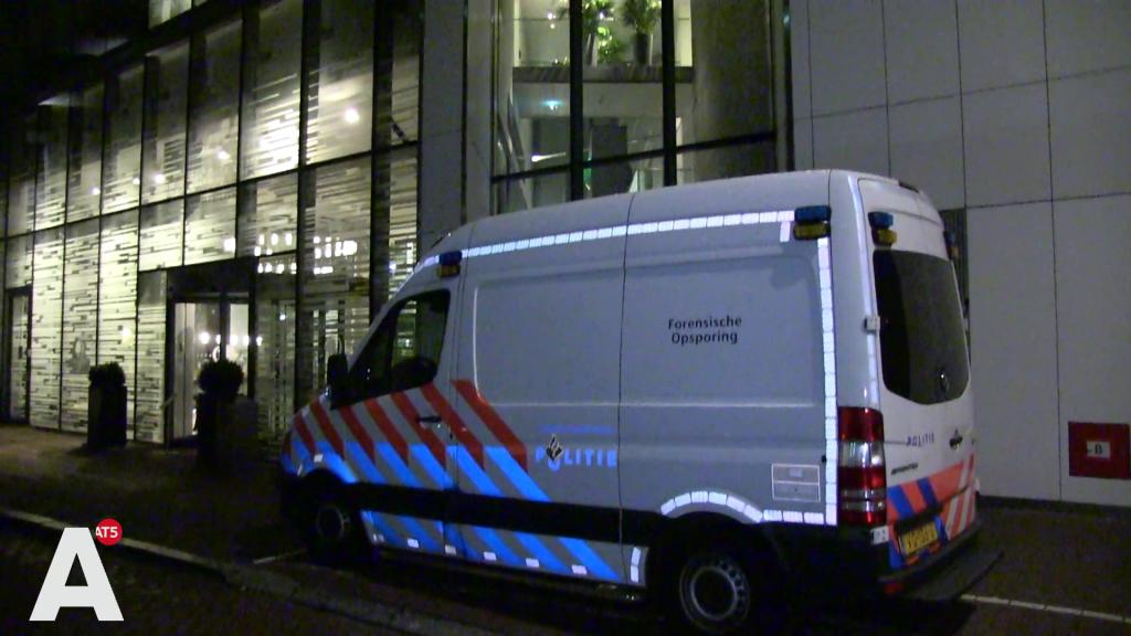Russische hotelgast Hilton vastgebonden en beroofd op kamer
