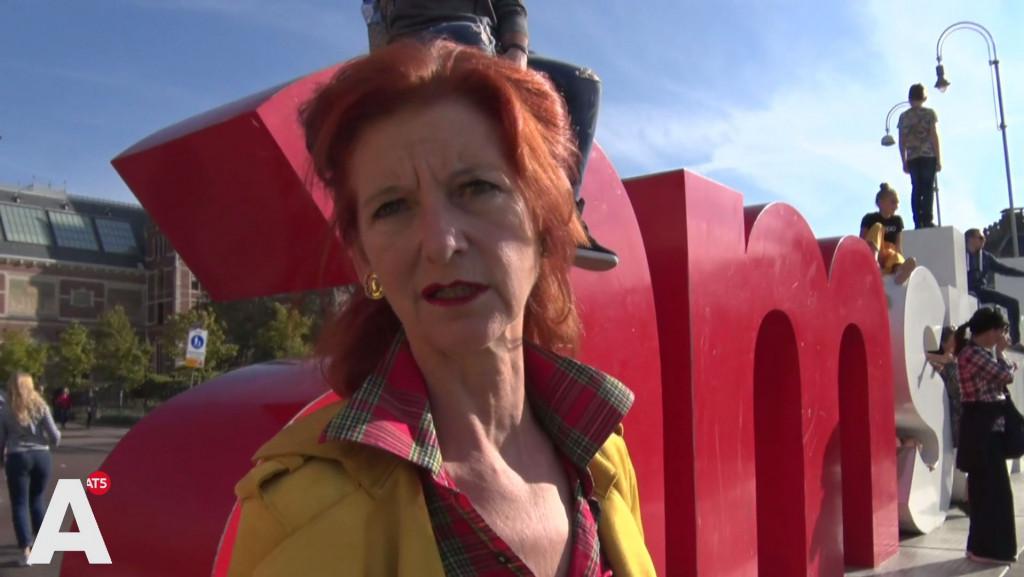 Actie vóór I Amsterdam: 'Tegengas in stad waar zo veel opeens niet meer mag'