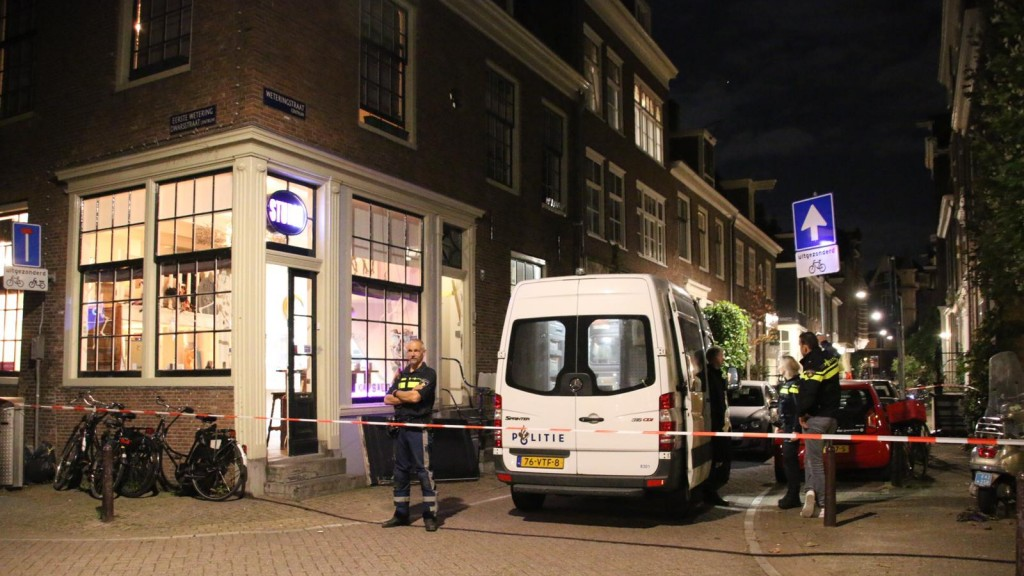 Kapperszaak Weteringstraat blijkt groot drugslab