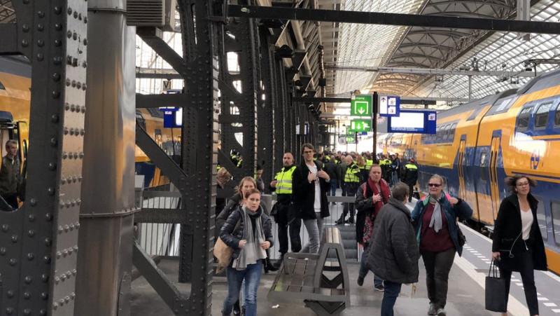 Amsterdam Centraal: Spoor 7 en 8