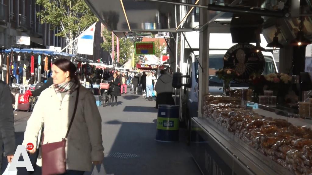 Prijzen standplaats Ten Katemarkt flink omhoog: 'Ik schrok er behoorlijk van'