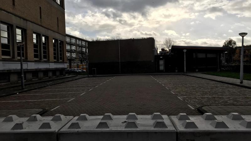 betonblokken merlijnstraat