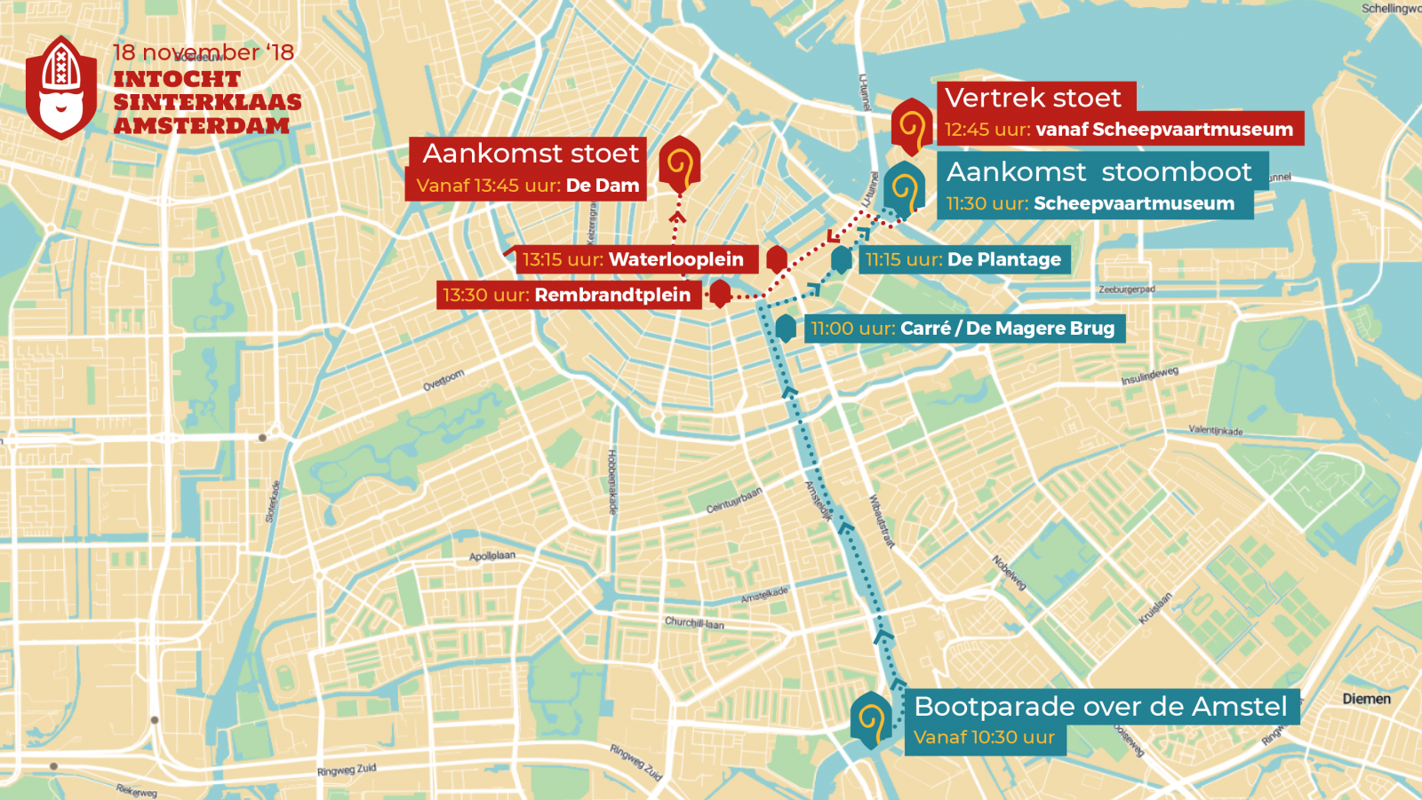 Stichting Sinterklaas Intocht Amsterdam